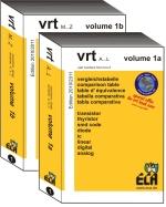 vrt-Tabela de Equivalência de Componentes Eletrônicos