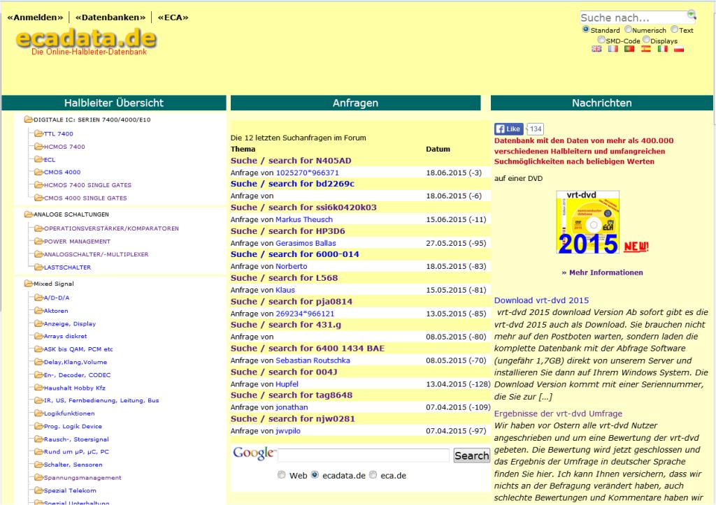 Startbildschirm Desktop